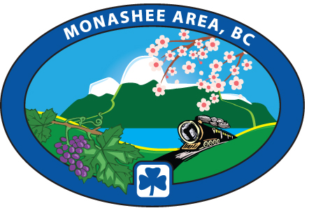 Monashee Area Crest