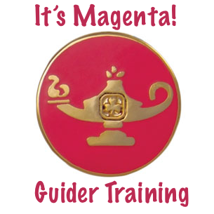 It's Magenta!